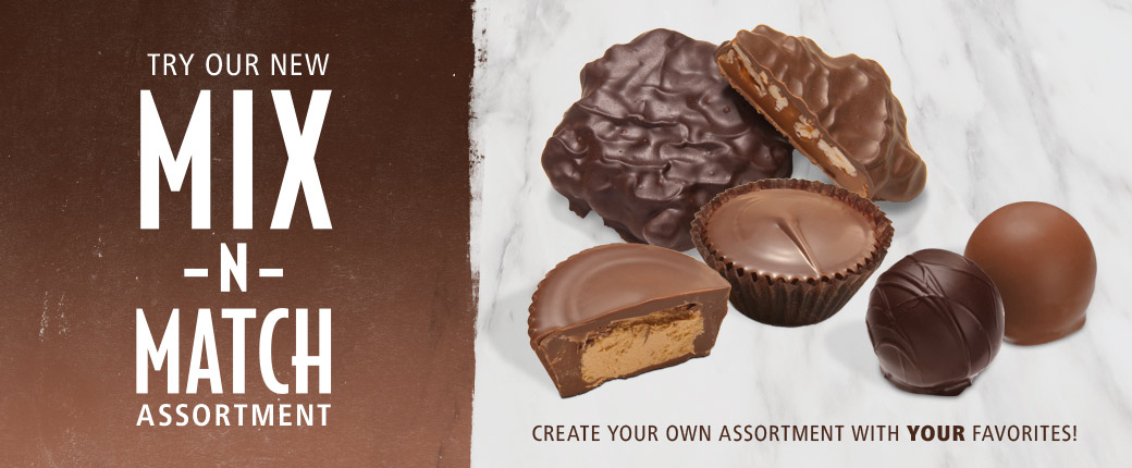 Support those who support us by sending them their favorite Chocolates, Assorted Chocolates, Gift Baskets, and much more
