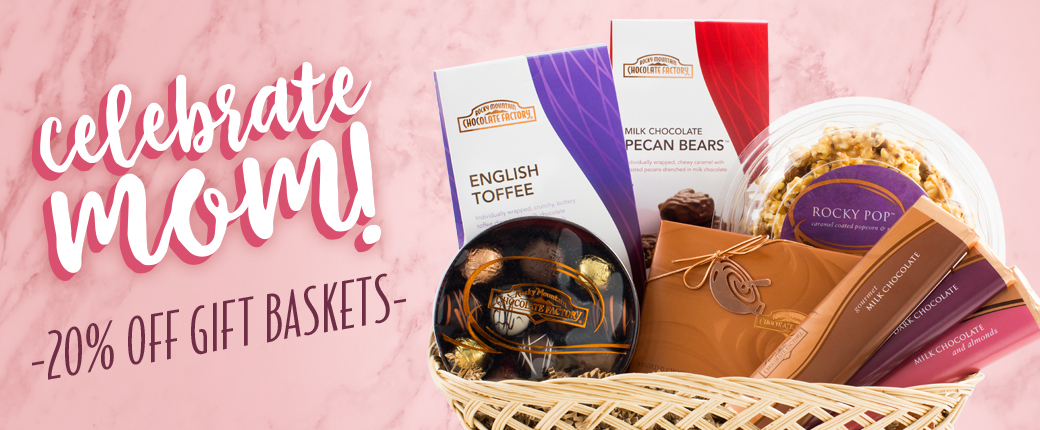 Get all of your favorite Chocolates, Assorted Chocolates, Gift Baskets, and much more