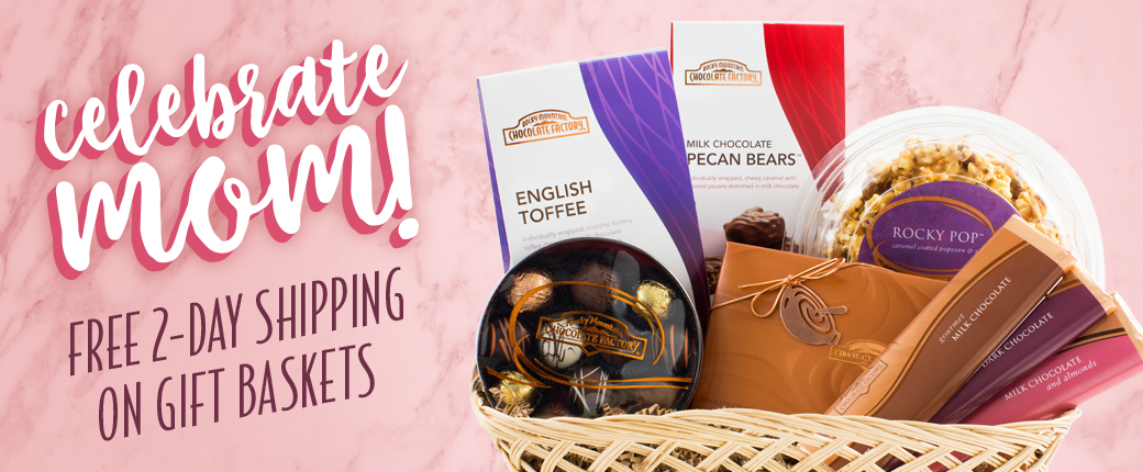 Get All Of Your Favorite Chocolates Assorted Gift Baskets And Much More