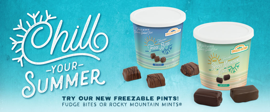 Check out our NEW Fudge Pint Bites!