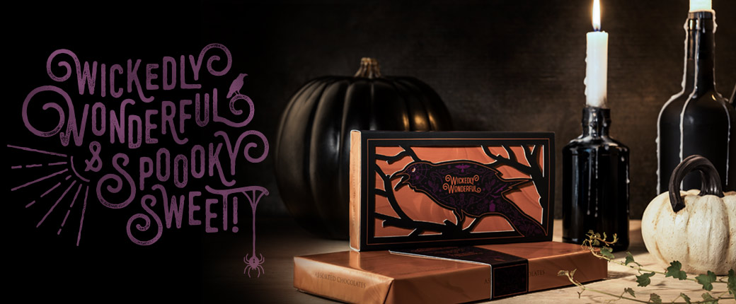 Come check out our creepy Halloween collections.