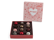 Deluxe Truffle Assortment Valentine