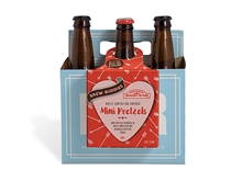 Mini Heart Pretzel Brew Buddy 2 Pack