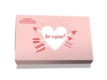 Large Nut & Caramel Assortment with  Valentine Sleeve
