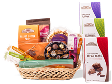 Rocky Mountain Indulgence Gift Basket