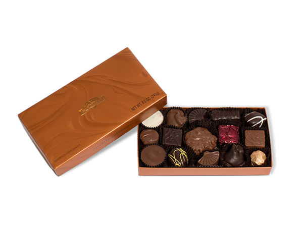 Small Chocolate Gift Box Assortment