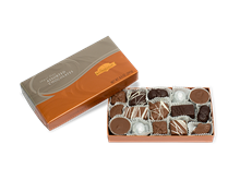 Sugar Free Assorted Chocolates Gift Box 8 oz.