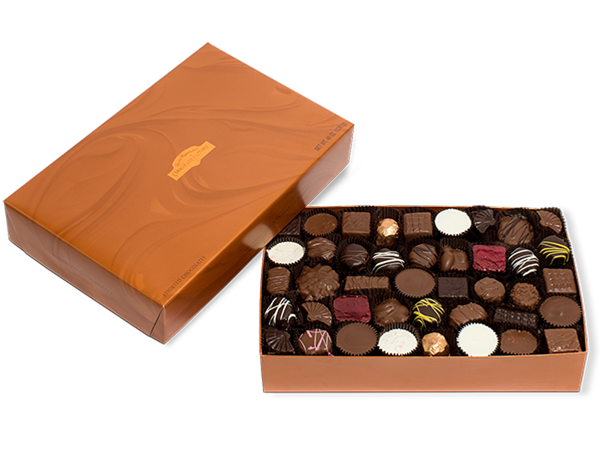 Gift Box Of Chocolates : Gift box assorted chocolates grand assortment oz