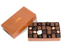 Nut and Caramel Chocolates Gift Box 31 oz.