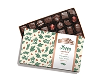 Holiday Gift Box Assorted Dark Chocolate, 14.5 oz.