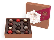Holiday Deluxe Truffle Assortment