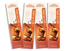 Pumpkin Spice Truffle Set of 4 Bars