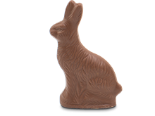 6 oz Milk Chocolate Bunny