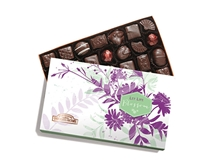 Assorted Dark Chocolate Candies Gift Box 14.5 oz.