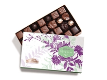 Nut and Caramel Chocolates Gift Box 15.5 oz
