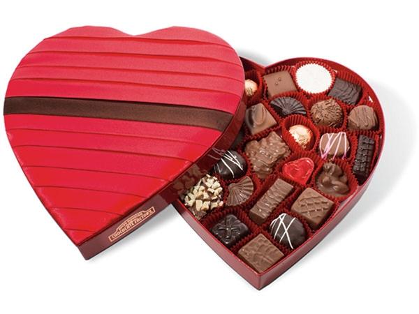 Large Heart Box Valentine