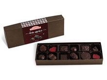 Valentine's Dark Assorted Chocolates