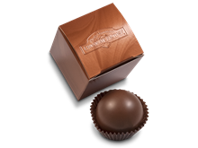 12 Gourmet Milk Chocolate Truffle