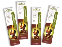 Gourmet Caramel Filled Chocolate Bars