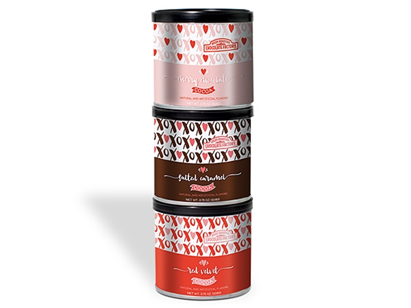 Valentine Cocoa Gift Pack