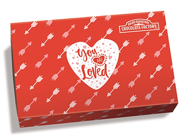 Gourmet Grand Assortment with Valentine Sleeve