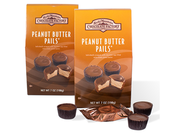 Bite-Sized Peanut Butter Pails
