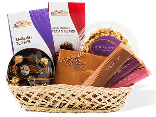 Mother's Day Decadence Chocolate Gift Baskets