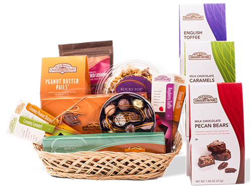 Mother's Day Indulgence Chocolate Gift Baskets