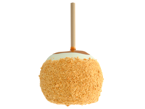 Cheesecake Caramel Apple
