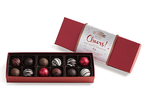 Cheers!  Mini Truffles Collection