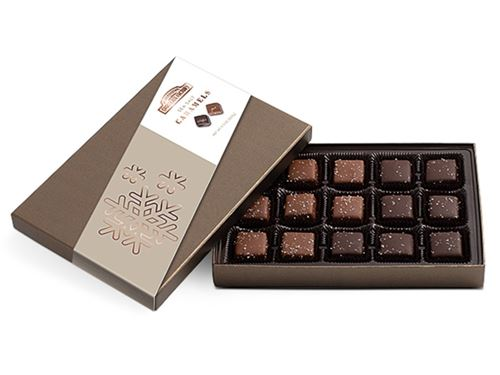 Holiday Sea Salt Caramel Box