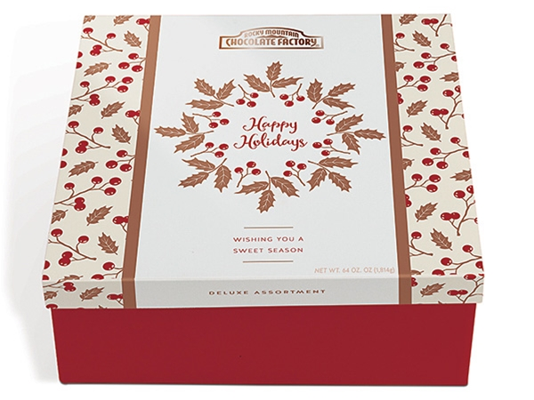 Holiday Deluxe Assortment, 4.3 lbs.