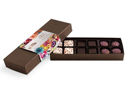 Spring Floral Chocolates Collection