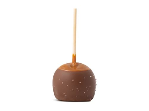 Milk Chocolate Sea Salt Caramel Apple