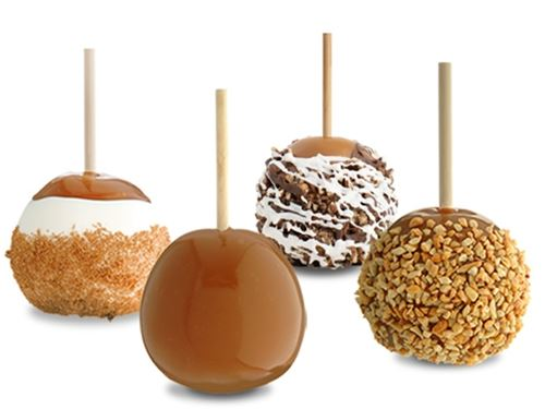 Mother's Day Caramel Apple Favorites